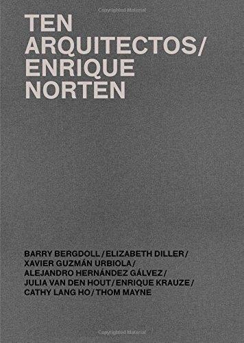 TEN Arquitectos/Enrique Norten: Lines of Investigation / Líneas de Investigación