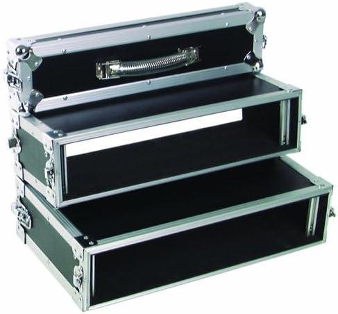 Roadinger 30124550 Tour Pro - Caja para reproductor de CD doble ...