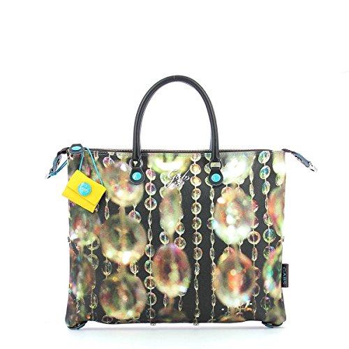 Gabs Damen G3 Tg L-Piatta Trasformabile Studio Print Business Tasche, 1x36x43 cm multicolour_multicolour, mehrfarbig
