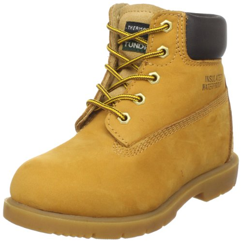 Tundra Work Boot Boot (Toddler/Little Kid/Big Kid),Wheat,...
