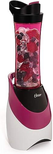 Oster BLSTPB-WPK My Blend 250-Watt Personal Blender Includes Condensation Free Sports Bottle