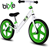 Balance Bike For Big Kids 5, 6, 7, 8 and 9 Years Old (Green) Bixe 16 in