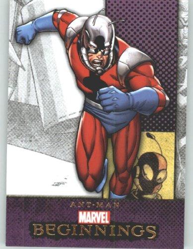 Marvel Beginnings #317 Ant-Man (Non-Sport Comic Trading Cards)(Upper Deck - 2012 Series 2) from Marvel