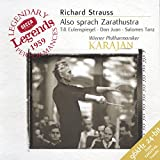 Strauss: Also sprach Zarathustra; Till Eulenspiegel; Don Juan; Salomes Tanz