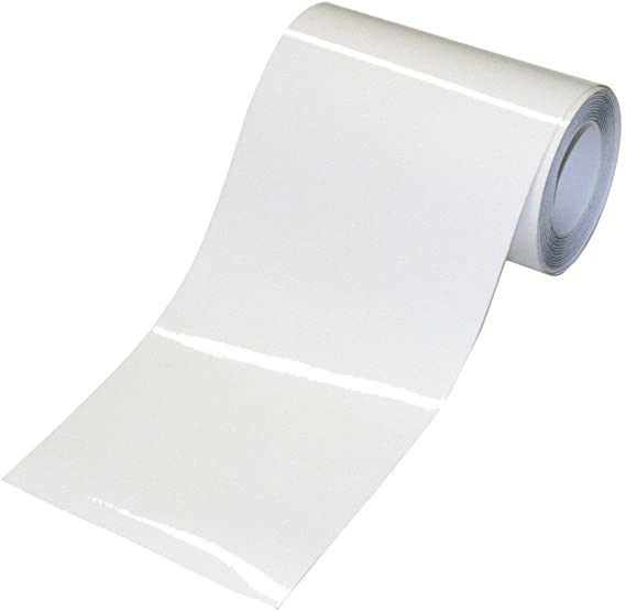 RionnTM protezione per bordi di carico pellicola resistente alla ghiaia moto Set di 5x pellicole di protezione vernice per auto trasparente. quad biciclette protezione paraurti e altri