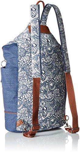Sakroots City Backpack, Navy Spirit Desert, One Size by Sakroots (Image #2)