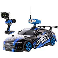 Goolsky CRAZON CRAZON 181403 1/14 2.4GHz 4WD 15km/h RC Drifting Car with 0.3MP Wifi FPV Camera Sport Racing Truck Kids Toy