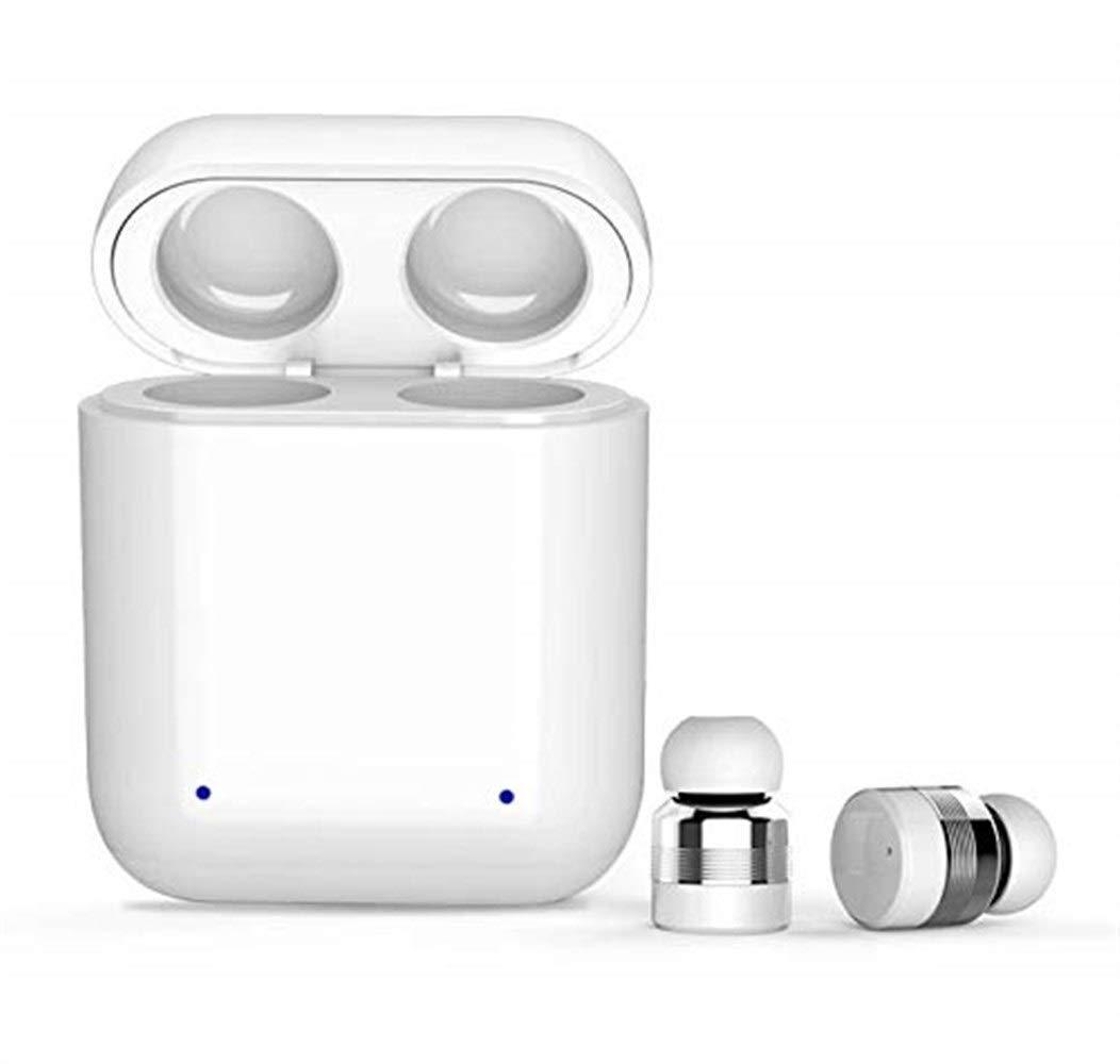 Bluetoothヘッドセット ワイヤレスバイノーラルBluetoothヘッドセットステレオミュージックミニスポーツイヤホン ワイヤレスイヤホン Bluetooth B07RGDMJWH