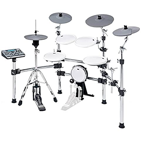 KAT Percussion KT4 Electronic Drum Set - Expanded Percussion