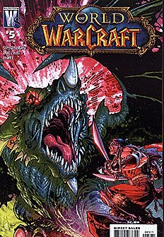 World of Warcraft (2007 series) #5 VARIANT