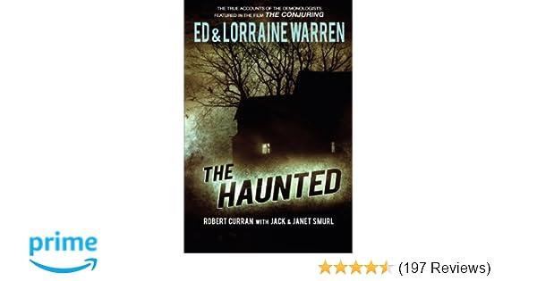 The haunted one familys nightmare ed warren 9781631680137 the haunted one familys nightmare ed warren 9781631680137 amazon books fandeluxe Images