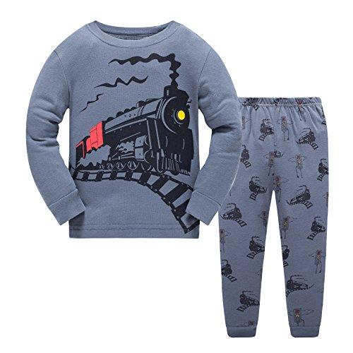 Popshion Kids & Toddler Boys Pajamas Set...