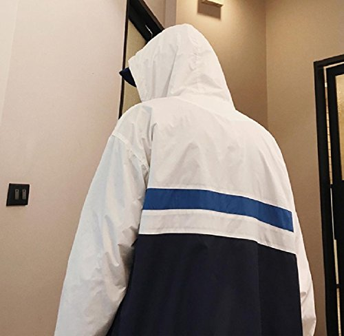 Blu up Uomini Navy Juniores Traspirante Antivento Giacche Rkbaoye Zip Peso Leggero z4qTgq
