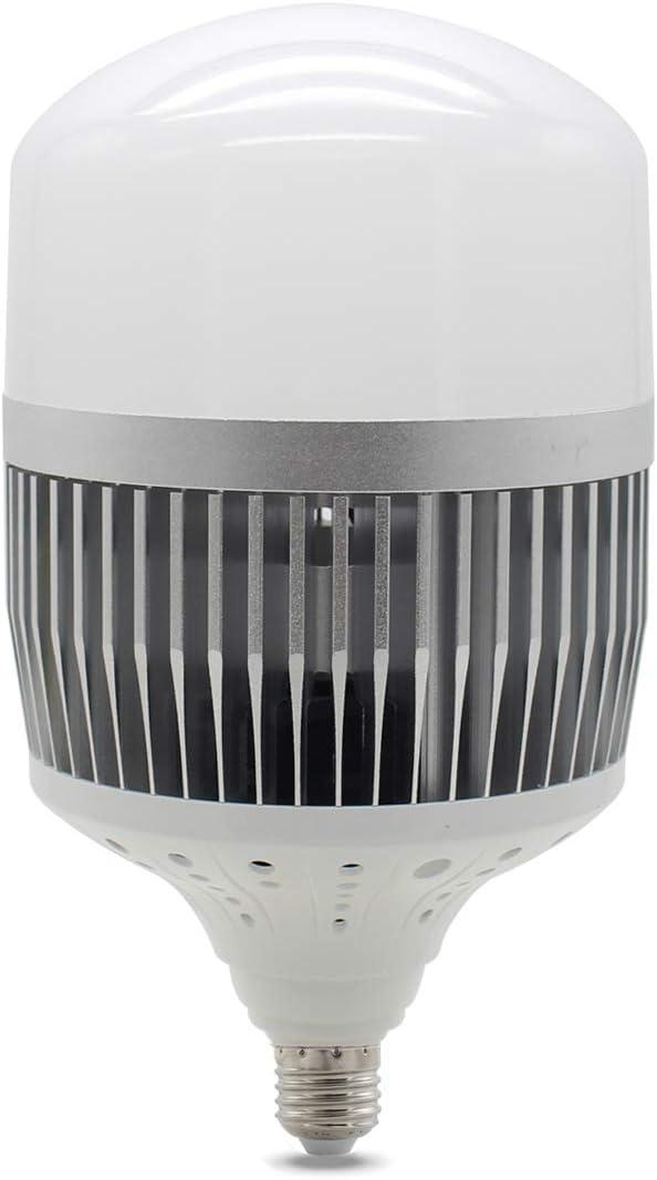 Lumi 150W LED Light Bulb, E40 Mogul Base LED Bulbs,12000LM, 600-900 Watt Equivalent, CFL HPS Metal Halide Lamp Replacement for Garage Warehouse Outdoor Street Area Lighting (Warm White)