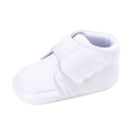 Moonuy Bebé recién Nacido Niño Niña Lovely Alas Cuna Zapatos Botas ...