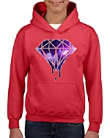 Acacia Galaxy Diamond Unisex Hoodie For Girls and Boys Youth Sweatshirt