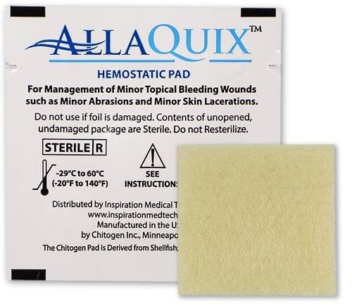 AllaQuix Bleeding Professional Grade First Aid Hemostatic product image