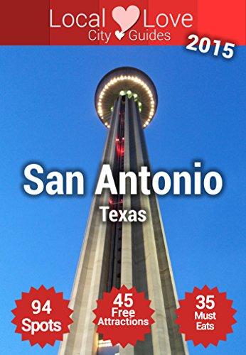San Antonio Top 94 Spots ebook product image