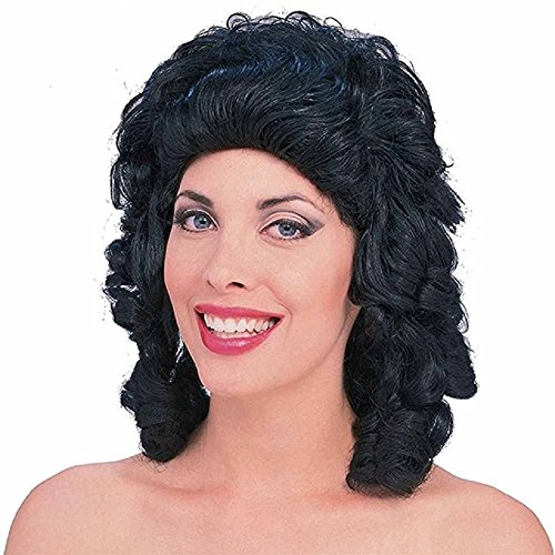 [Rubie's Costume Southern Belle Wig, Black, One Size] (Southern Belle Costumes Adult)