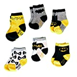 Best batman Toddler Shoes For Boys - Batman Infant Baby Toddler Boys Socks, DC Comics Review