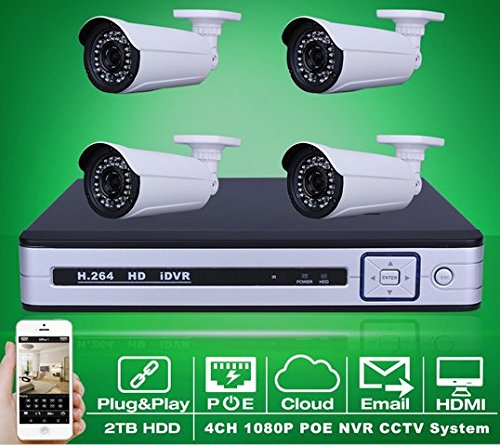 gowe-4ch-nvr-poe-cctv-system-2tb-hdd-onvif-1080p-hd-h264-25fps-ir-poe-ip-camera-security-surveillanc