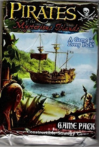 Pirates of the Mysterious Islands Game ()