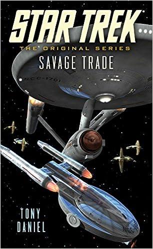 Star Trek: The Original Series: Savage Trade - Livros na Amazon