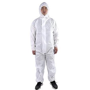 Overol de overol Traje de caldera, traje de protección Traje de ...