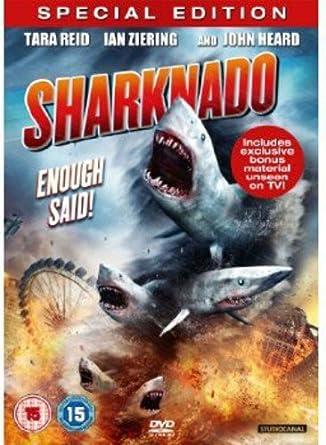 Sharknado [Edizione: Regno Unito] [Italia] [DVD]: Amazon.es: Cine ...