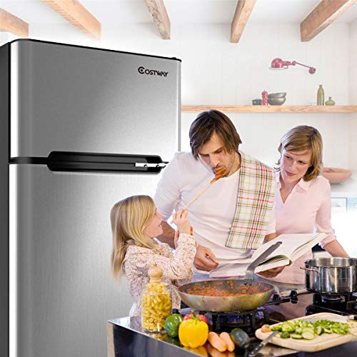 Buy small refrigerators with freezers