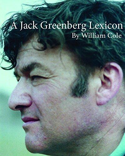 Download A Jack Greenberg Lexicon PDF