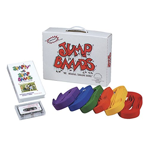 Childcraft Jump Bands Dance Kit