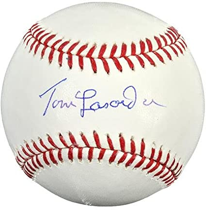 Tommy Lasorda Los Angeles Dodgers Autographed Baseball - Fanatics Authentic Certified - Autographed Baseballs