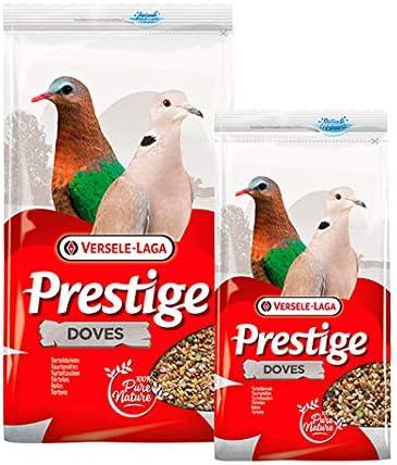 FINCA CASAREJO Comida para tórtolas y Palomas. Mezcla de Semillas de pequeño tamaño. Prestige Dove (20)
