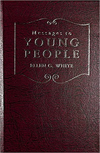 Letters to young lovers by ellen white.