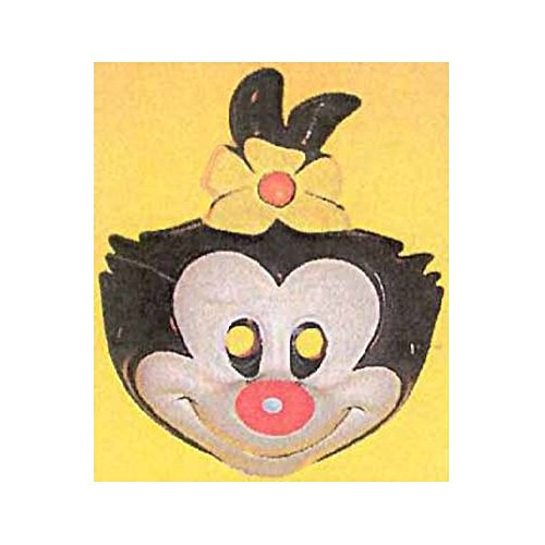 MyPartyShirt Dot Animaniacs PVC Mask -