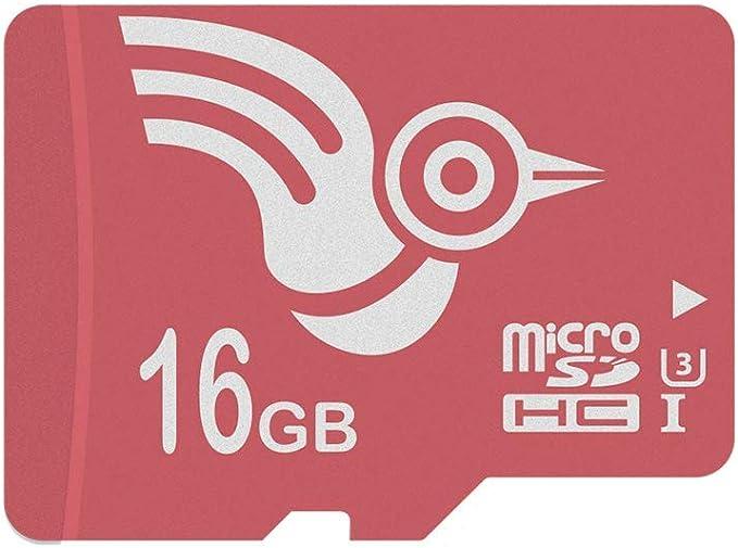ADROITLARK Tarjetas MicroSD 16 GB Tarjeta de Memoria microSD para teléfono/Dashcam/Smart Watch/Cámara (U3 16GB): Amazon.es: Electrónica