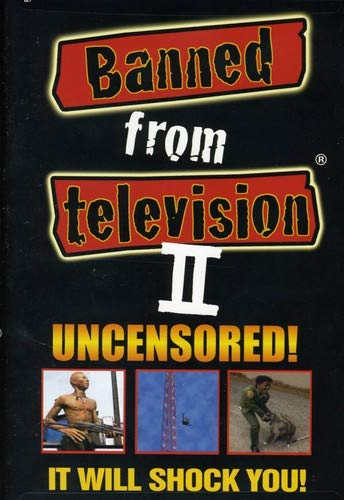 Banned From Television, Vol. 2