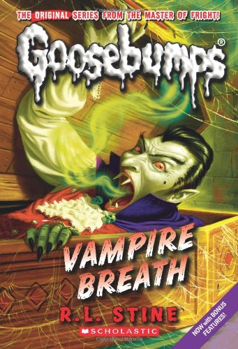 Vampire Breath by R.L. Stine