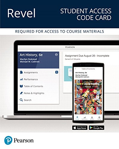 Revel for Art History -- Access Card (6th Edition)