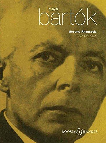 (Bartók: Rhapsody No. 2)
