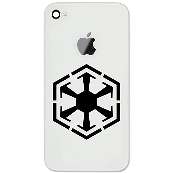 Amazon Sith Emblem Star Wars Inspired Vinyl Cell Phone Decal