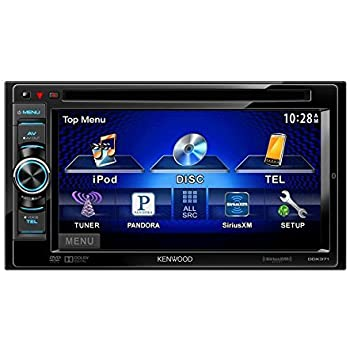 amazon com new kenwood ddx 371 6 1 in dash 2 din cd dvd mp3 car this item new kenwood ddx 371 6 1 in dash 2 din cd dvd mp3 car stereo receiver bluetooth