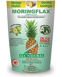 Moringflax Canadian Flax Seed 16 oz POWDER