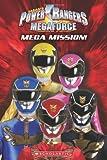 Power Rangers Megaforce: Reader #1 (Scholastic Readers: Power Rangers Megaforce) by Ace Landers (2013-06-25)