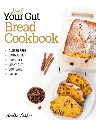 Heal Your Gut Bread Cookbook product image