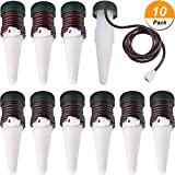 Hestya Watering Stakes Automatic Watering System, 10 Pack Plant Self Drip Irrigation Slow Release for Indoor or Outdoor Houseplants