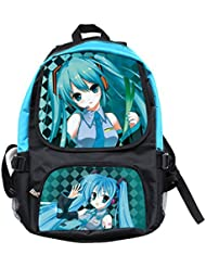 Japanese Anime Hatsune Miku Backsack Shoulder School Bag