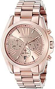 Michael Kors Roman Numeral Watch MK5503 Rose Gold