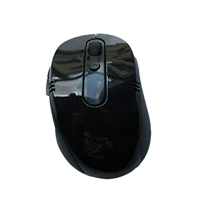 Cordless Mini Adjustable DPI Gaming Mice Wireless Mouse 2.4GHz For PC Laptop